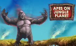 Apes On Jungle Planet screenshot 1/5