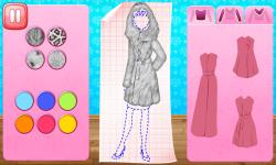 Fur Coat Design screenshot 1/6