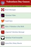 Valentines Day Games screenshot 2/3