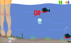 Piranha Shark Attacks screenshot 4/6