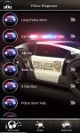 Police Ringtones Free screenshot 2/4
