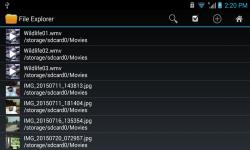 File Explorer and Manager screenshot 2/5