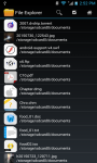 File Explorer and Manager screenshot 3/5