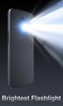 Flashlight simple FREE screenshot 1/3