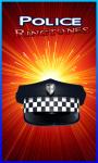 Free Police Ringtones screenshot 1/6