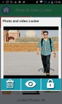 Photo and Video Locker  screenshot 2/5