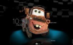 XPERIA Cars Tow Mater Theme perfect screenshot 4/4