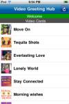 Greet Hub : Mobile Video Greetings screenshot 2/5
