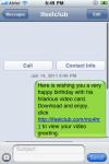 Greet Hub : Mobile Video Greetings screenshot 5/5