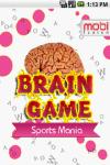 Brain Game Sports Mania screenshot 1/5