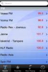Radio Finland Live screenshot 1/1