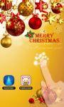 Christmas gold live wallpaper screenshot 2/3