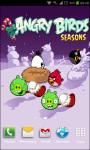 Angry Birds Seasons Wallpapers screenshot 1/6