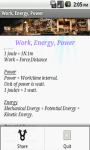 Physics Formula App screenshot 3/3