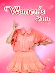 Try Women Suit : Photo Montage screenshot 1/6