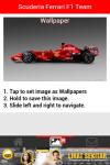 Scuderia Ferrari F1 Team Wallpaper screenshot 3/5