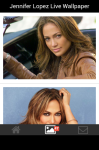 Jennifer Lopez Live Wallpaper Free screenshot 2/5