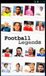 Great Football Legends screenshot 1/3