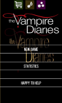 Vampire Diaries Quiz Game screenshot 1/6