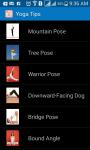 Yoga Guidline screenshot 3/4