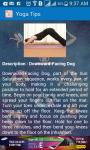 Yoga Guidline screenshot 4/4