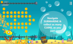 Flappy Submarine  screenshot 1/3