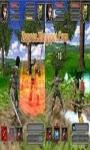 Magic 3D and blades game screenshot 2/6