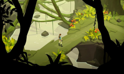 Lara Croft GO screenshot 1/6