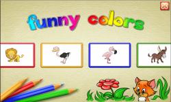 Funny Colors screenshot 1/4