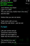 Lyrics Player screenshot 3/6