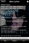 Lyrics Player screenshot 4/6