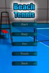 Beach Tennis Gold Android screenshot 1/5