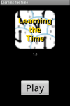 Learning the Time screenshot 1/3