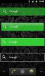 Green Google Mobile screenshot 1/6