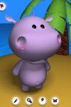 Talking Baby Hippo for iPad screenshot 1/1