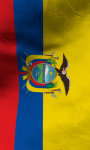 Ecuadore flag lwp Free screenshot 5/5