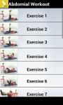 Ladies Abs Workout screenshot 2/4