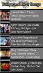 Bollywood New Songs Videos screenshot 3/6