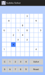 Sudoku Game Solver screenshot 2/4