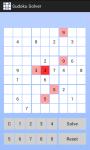Sudoku Game Solver screenshot 4/4