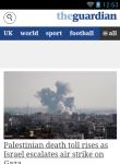 The Guardian News Reader Lite screenshot 2/6