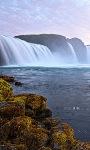 Waterfall Lake Live Wallpaper screenshot 1/3