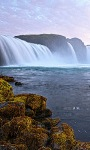 Waterfall Lake Live Wallpaper screenshot 3/3