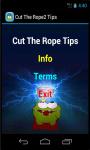 Cut The Rope 2 Tips screenshot 2/3