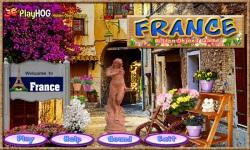 Free Hidden Object Games - France screenshot 1/4