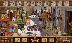 Free Hidden Object Games - France screenshot 3/4