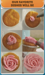 Sweets step by step  screenshot 3/3