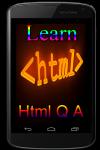 Learn Html Interview Q A screenshot 1/3