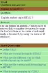 Learn Html Interview Q A screenshot 2/3