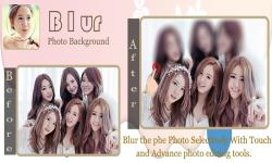 Blur Background Photo screenshot 1/5